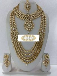 25+ best ideas about Indian Bridal Jewelry Sets on
