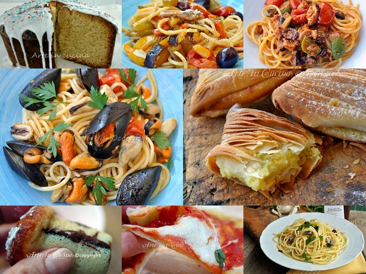160 best Cucina Napoletana images on Pinterest