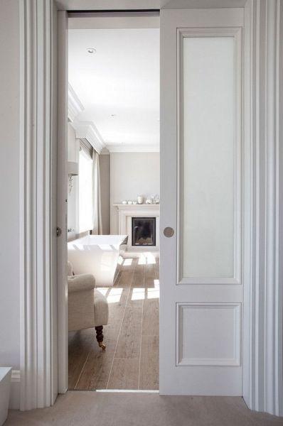 sliding pocket door bathroom 25+ best ideas about Pocket Doors on Pinterest | Interior barn doors, Interior sliding barn