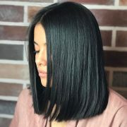 short blunt hair ideas