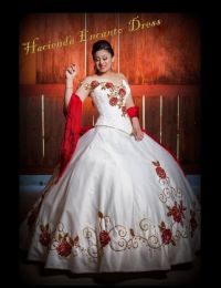 17 best ideas about Mexican Quinceanera Dresses on