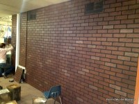 17 Best images about Faux Brick Walls on Pinterest