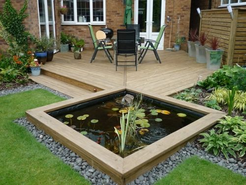 25 Best Ideas About Small Ponds On Pinterest Small Backyard