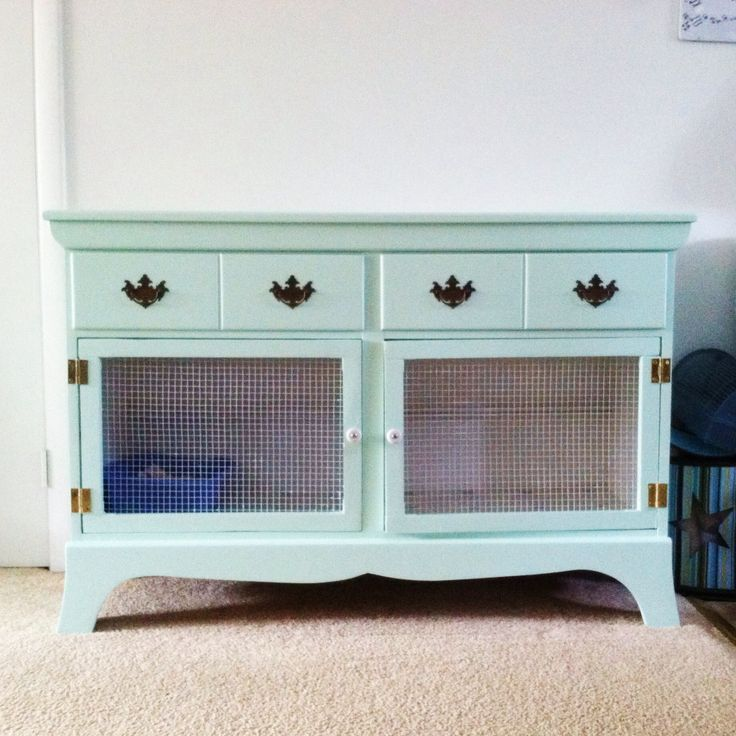 diy bunny cage old dresser  DIY rabbit hutch repurposed from a dresser  Projects to Try