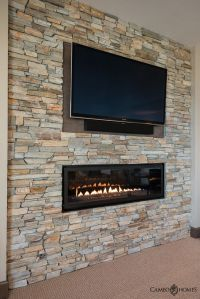 1000+ ideas about Linear Fireplace on Pinterest ...