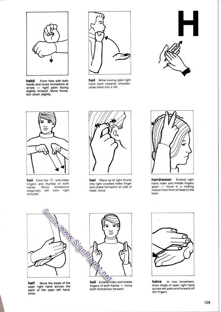 10 best images about Sign Language NZ on Pinterest