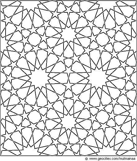 25+ best ideas about Islamic patterns on Pinterest
