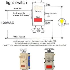 3 Way Switch With Pilot Light Diagram 2008 Ford F250 Ignition Wiring How To Wire Electrical Info Pics | Non-stop Engineering Pinterest ...