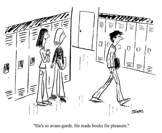 17+ best images about Literary & Library cartoons on