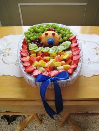 25+ best ideas about Baby shower fruit on Pinterest | Baby ...