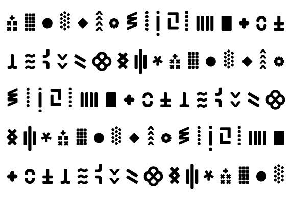 61 best images about Base Shapes and Dingbats on Pinterest