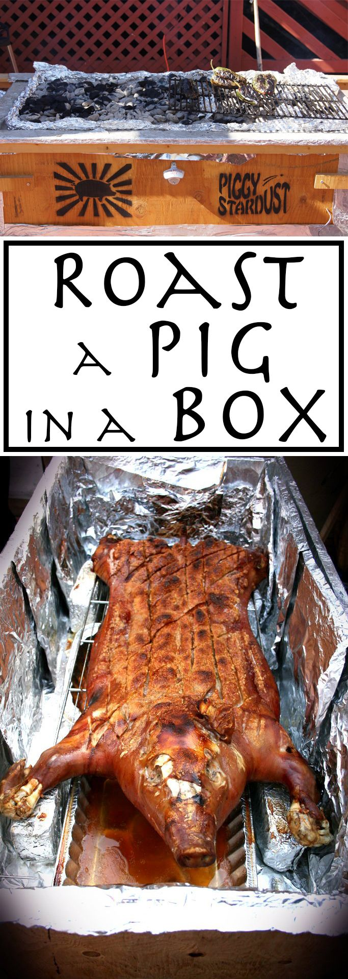 La China Caja Pig Roaster