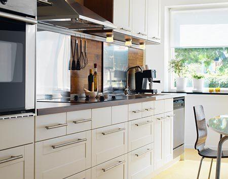 Cabinets ADEL White 183300 Appliances Cooktop Eldig 24