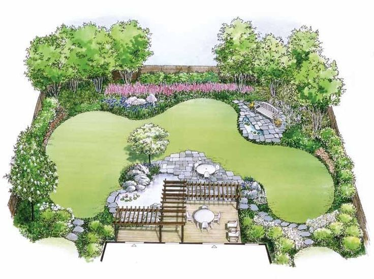 How To Design A Horseshoe Shape Rose Garden Google Search