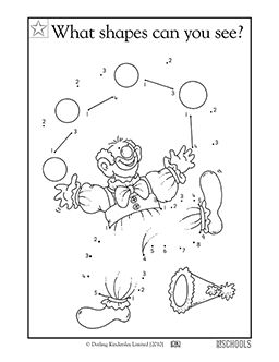 1000+ images about Pre-K Circus Theme Crafts/Worksheets on