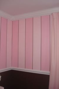 17 Best ideas about Pink Striped Walls on Pinterest | Teen ...