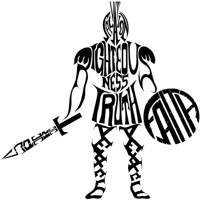 The Full Armor of God. (1) The Belt Of Truth (2) The