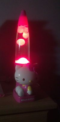 HK Lava Lamp | Hello kitty | Pinterest | Lava, Lava lamps ...