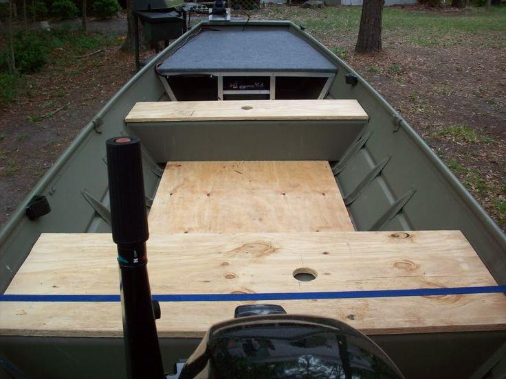 10 Ft Floor Decals12 Ft Aluminum Fishing Boat Restoration