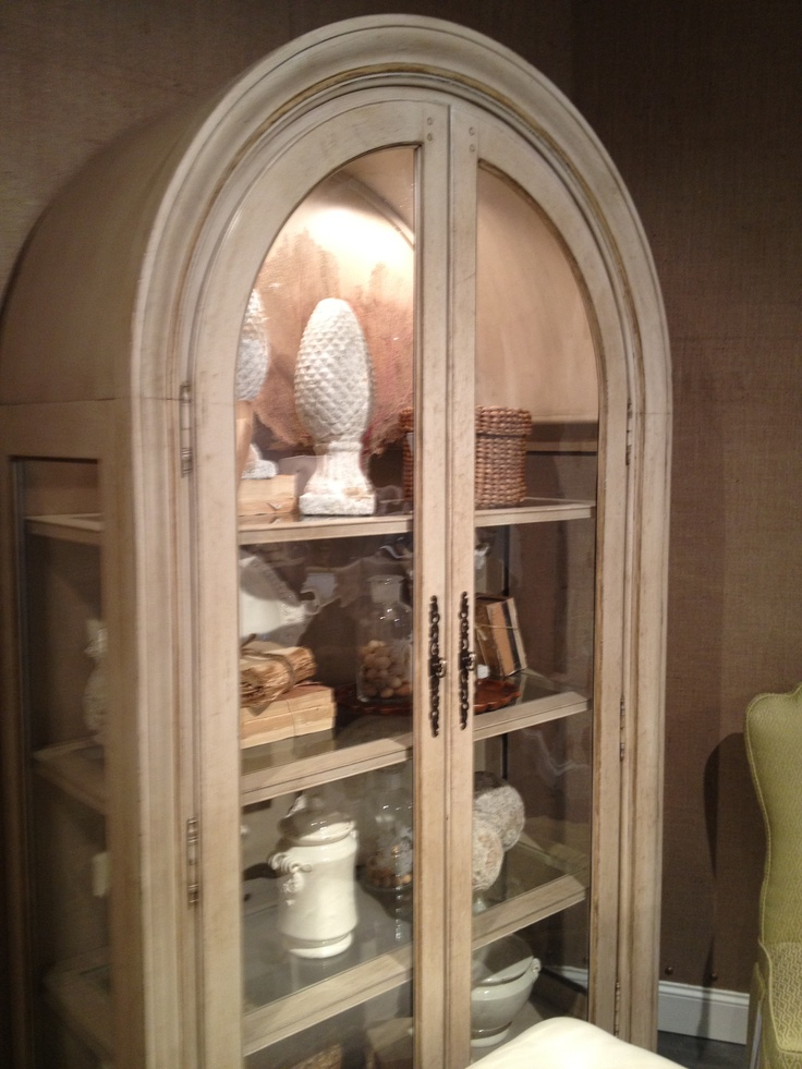 Display cabinets Arches and Display on Pinterest
