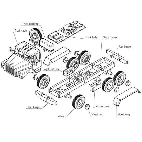 Best 20+ Wooden truck ideas on Pinterest