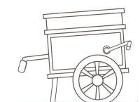 Organillo - Dibujos para colorear e imprimir San Isidro ...