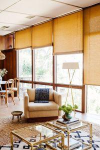 25+ best ideas about Midcentury Window Treatments on ...