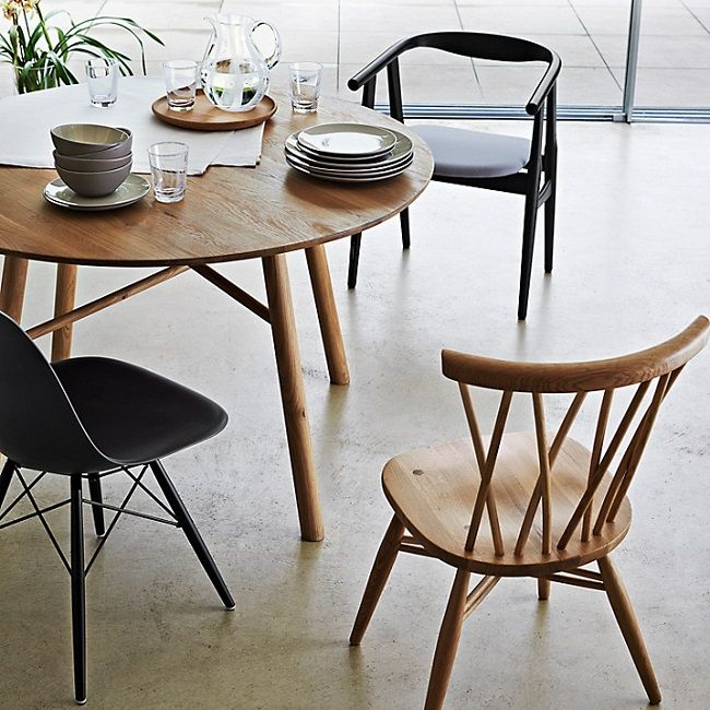 25+ best ideas about Wooden Dining Tables on Pinterest