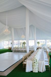25+ best ideas about Wedding Tent Decorations on Pinterest ...