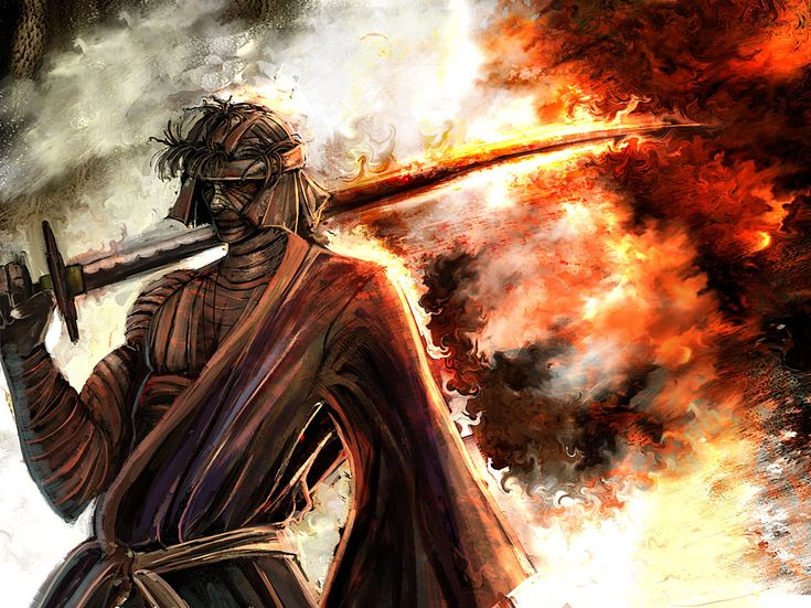 Wallpaper HD Makoto Shishio Full HD Wallpaper  Free