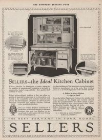 299 best images about Sellers / Hoosier cabinets on ...