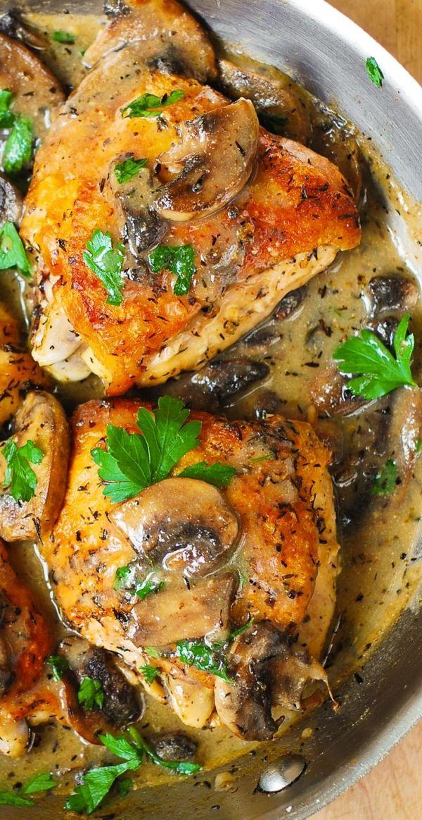 1000 ideas about Boneless Chicken Thighs on Pinterest