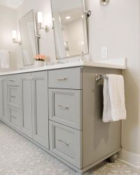 Best 25+ Gray bathroom vanities ideas on Pinterest
