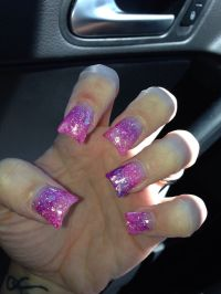 Best 20+ Glitter Fade Nails ideas on Pinterest | Fade ...