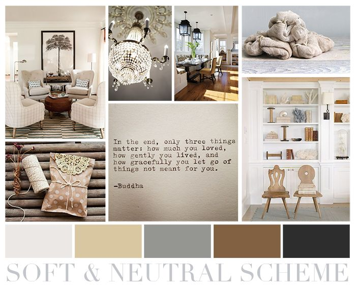 Tan And Grey Color Scheme