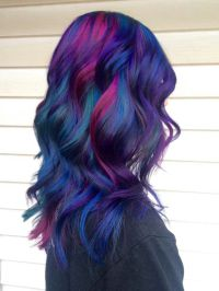 17+ best ideas about Multicolored Hair on Pinterest ...