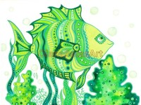 17 Best images about funky fish art on Pinterest | Fish ...