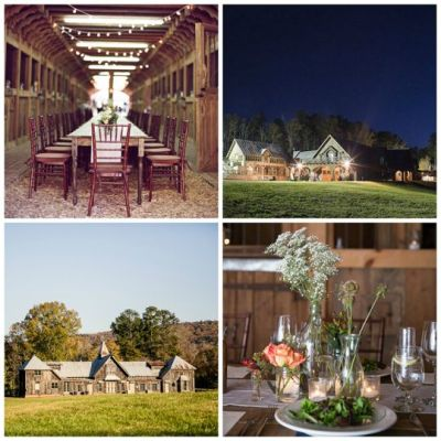 Rustic Chic Barn Wedding Venues in Georgia - The Farm ...