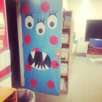 17 Best ideas about Monster Door Decoration on Pinterest ...