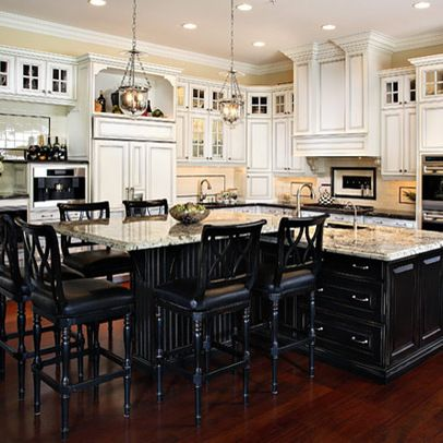 l shaped kitchen island with cabinets and design l shaped kitchen island ideas | shape Island Design Ideas, Pictures, Remodel, and Decor | House