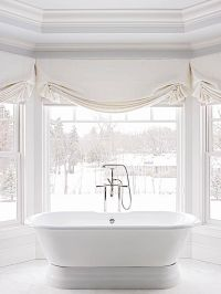 Best 20+ Bay window treatments ideas on Pinterest | Bay ...