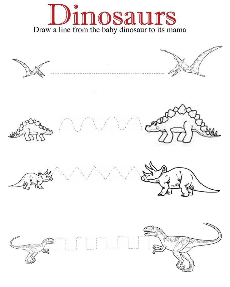 15 Best images about Dinosaur Preschool Theme on Pinterest