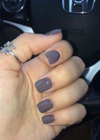 Best 25+ Square acrylic nails ideas on Pinterest   Neutral ...