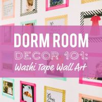 1000+ ideas about Tape Wall Art on Pinterest | Tape wall ...
