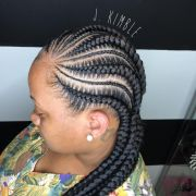 feed in cornrows booked