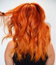 ideas orange hair