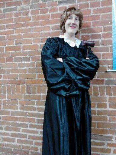 Judge Judy Costume My Creations Pinterest Costumes