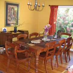 Chandeliers For Kitchen Small White Table Tuscan Paint Colors By Benjamin Moore Yellow Gold | Recent ...