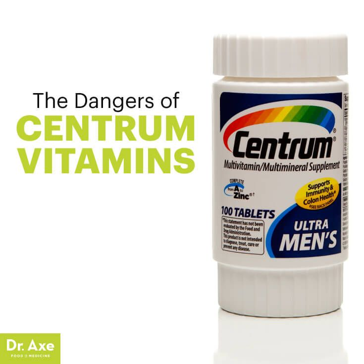 Stay Away from These Dangerous Vitamins | Health Natural ...