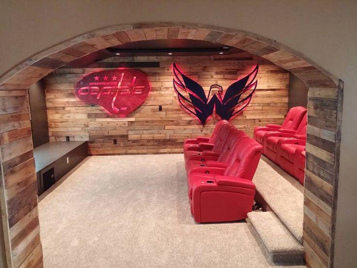 Best 25 Hockey Man Cave Ideas On Pinterest Hockey Room
